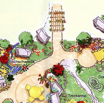 Gartenplnaung Landesgartenschau