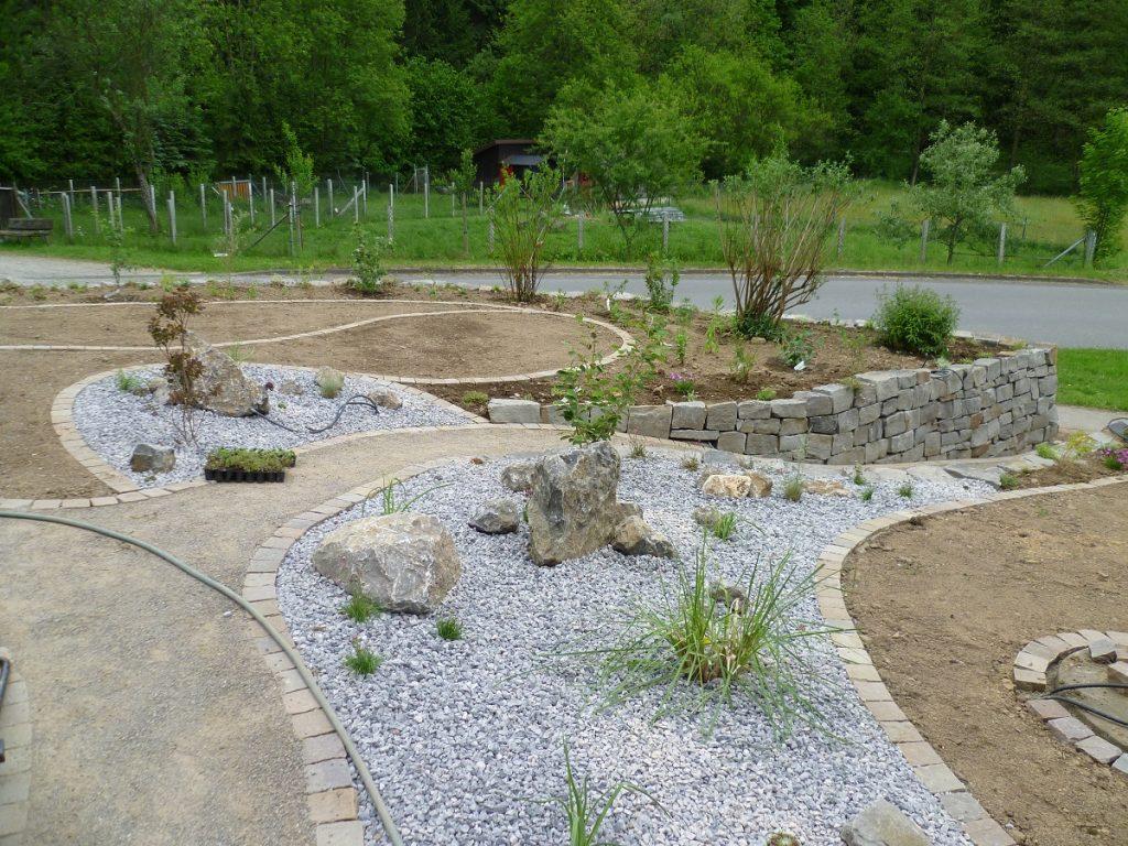 Steingarten Garten Und Landschaftbau Aus Ennepetal